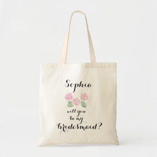 Will you be my Bridesmaid? Tote