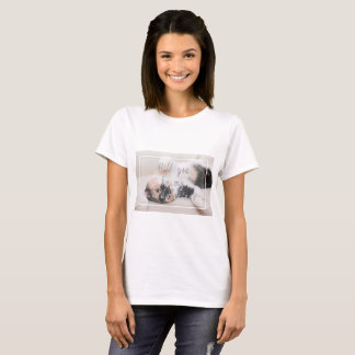 Will you be my cuddletine? T-Shirt