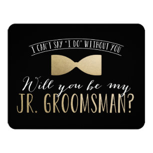 Groomsmen cards greeting photo cards zazzle groomsmen invitation filmwisefo
