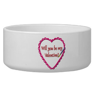 Will You Be My Valentine? Bowl