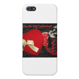 Will You Be My Valentine Chihuahua iPhone SE/5/5s Case