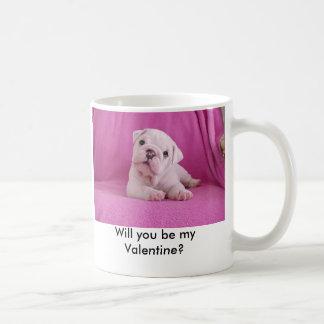 Will you be my Valentine? Coffee Mug