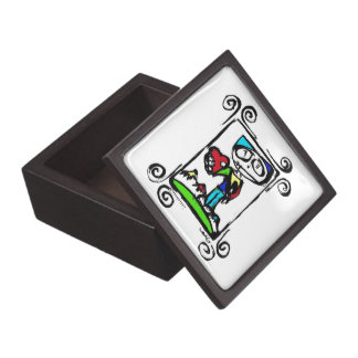 Will you be my Valentine this Valentines Day Premium Jewelry Boxes