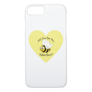 Will You Bee My Valentine? iPhone 8/7 Case