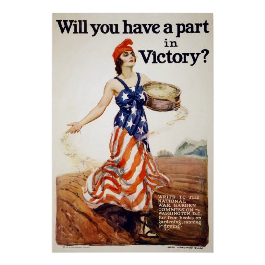 Will You Have a Part in Victory? Poster