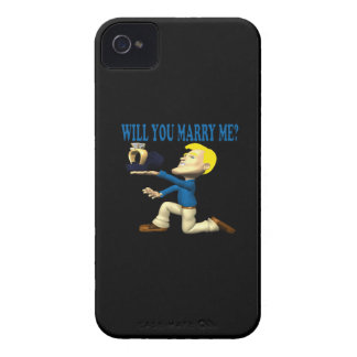 Will You Marry Me 10 Case-Mate iPhone 4 Case