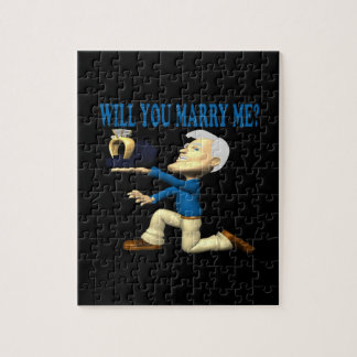 Will You Marry Me 11 Jigsaw Puzzle