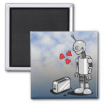 Will You Marry Me? 2 Inch Square Magnet