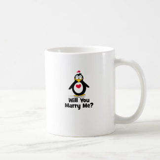 Will You Marry Me Coffee Mug
