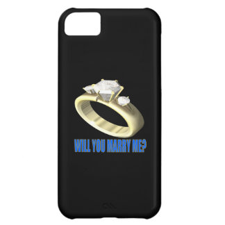 Will You Marry Me Cover For iPhone 5C
