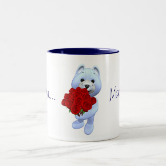 Will You Marry Me Cup Two-Tone Coffee Mug