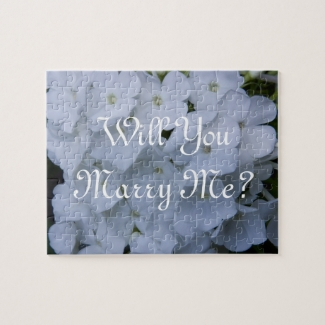Will You Marry Me Message Puzzle