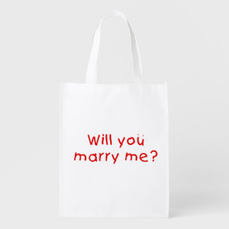 Will you marry me ? Mug Button Bags Keychain Watch Grocery Bags
