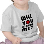 will_you_marry_me_t-shirt camiseta