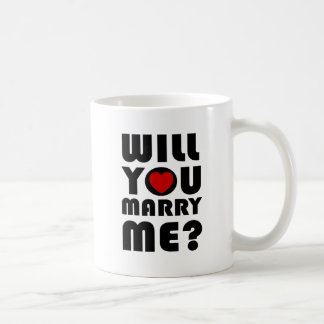 will_you_marry_me_t-shirt coffee mug