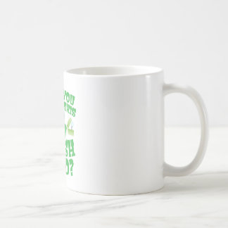 Will you marry this irish lad? coffee mug