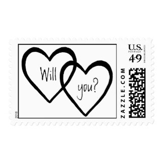 Will You? Postage