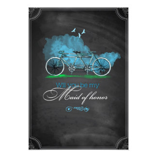Will you sees my Maid of Honor Personalized Invite