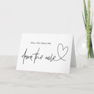 walk me down the aisle gifts on zazzle