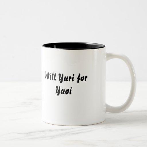 Will Yuri for Yaoi Mug