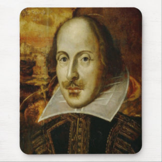 Willaim Shakespeare Tapetes De Ratón