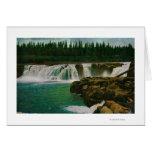 Willamette Falls in Portland Card