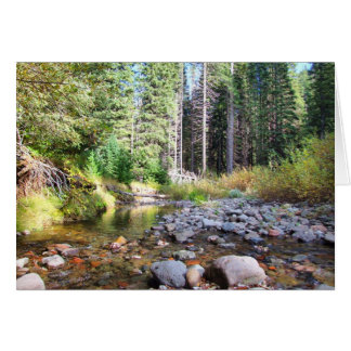 Willamette National Forest Card