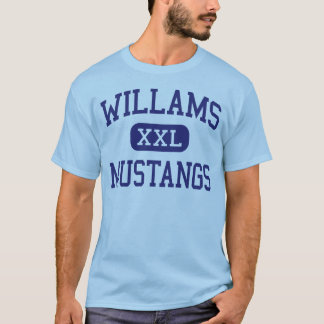 Willams Mustangs Middle Fayetteville T-Shirt