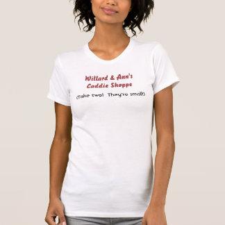 Willard & Ann Romney's Caddie Shoppe T-Shirt
