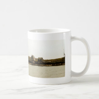 Willard Beach, South Portland, Maine Mug