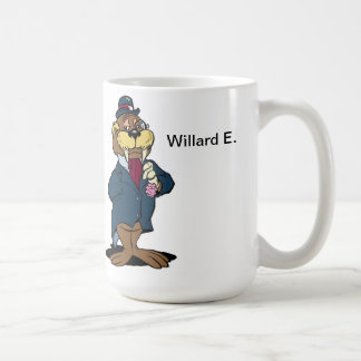 Willard E. Walrus | Classic Cartoon Coffee Mug