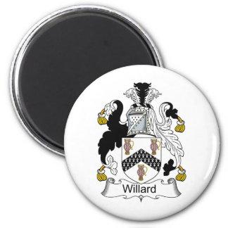 Willard Family Crest Magnet