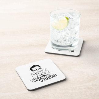 Willard.png raro posavasos de bebidas