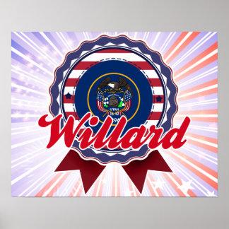 Willard, UT Poster
