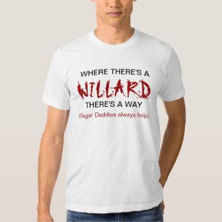 Willard's Sugar Daddies T-shirt