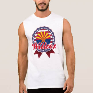 Willcox, AZ Sleeveless Shirt