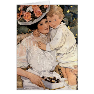 """Willcox's """"Auntie"""" Mother's Day Card"""