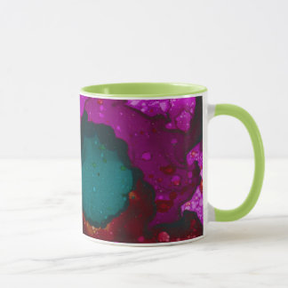 Wille Scaife Abstract Challenge Mug