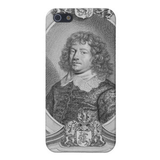 Willem Ripperda (1600-69) from 'Portraits des Homm Cover For iPhone SE/5/5s