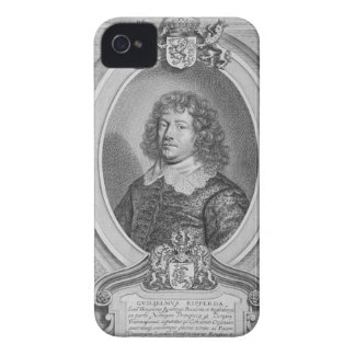 Willem Ripperda (1600-69) from 'Portraits des Homm iPhone 4 Cover