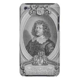 Willem Ripperda (1600-69) from 'Portraits des Homm iPod Case-Mate Case