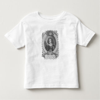 Willem Ripperda (1600-69) from 'Portraits des Homm Toddler T-shirt