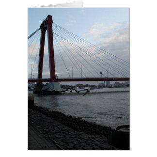 Willemsbrug, Rotterdam Card