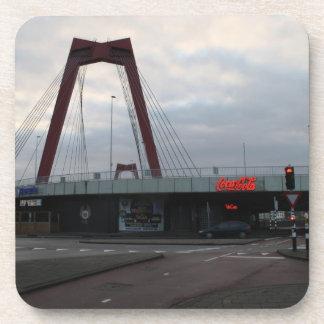 Willemsbrug, Rotterdam Drink Coaster