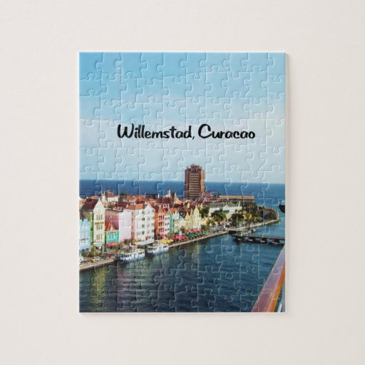 Willemstad Curacao Jigsaw Puzzles