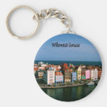 Willemstad Curacao Key Chains