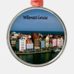 Willemstad Curaçao Ornamento Para Arbol De Navidad