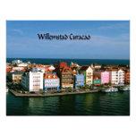 Willemstad Curaçao Plantillas De Membrete