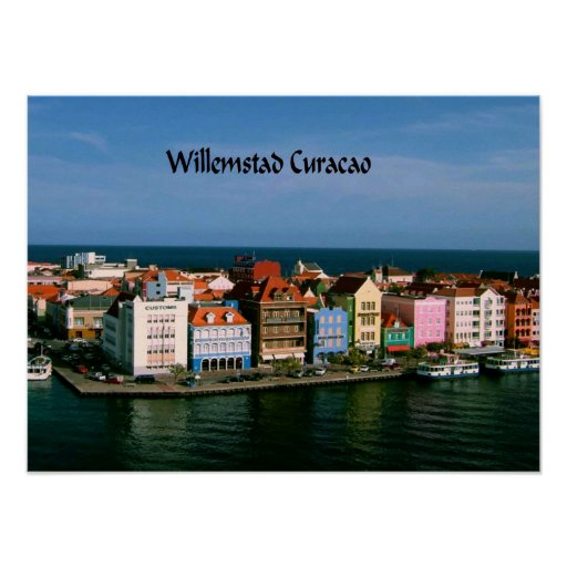 Willemstad Curaçao Posters