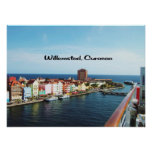 Willemstad Curacao Print